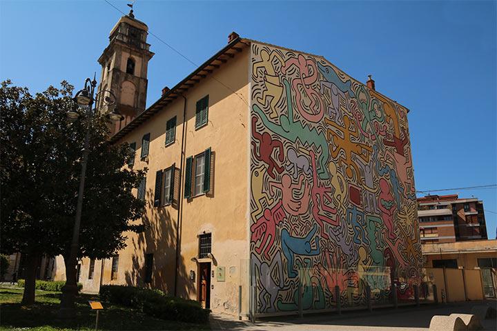Pisa, Keith Haring