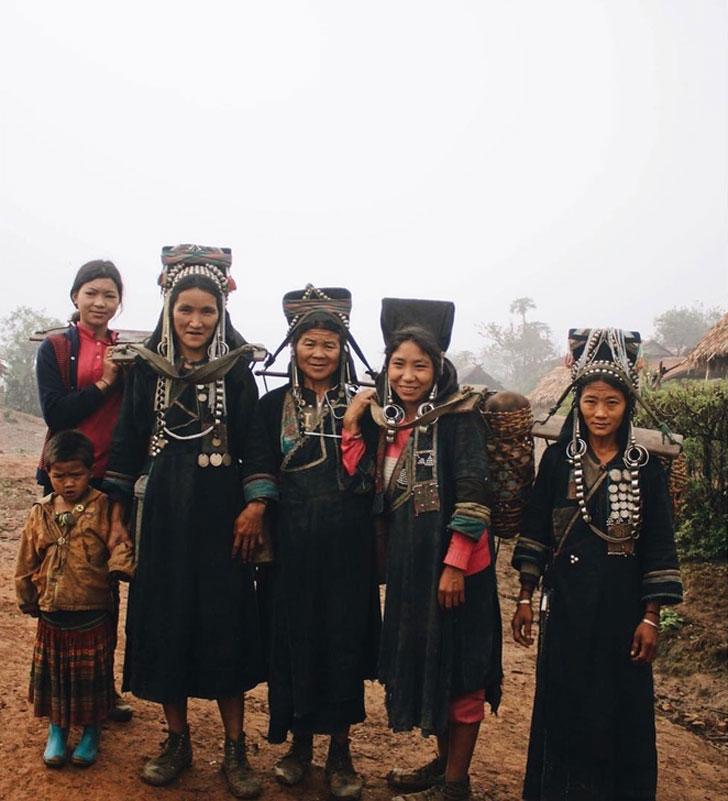 Trekking in Laos: Phongsaly