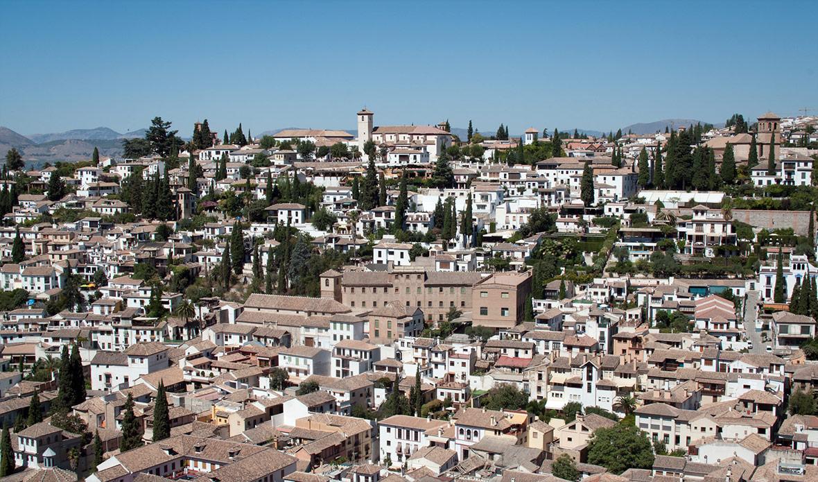Itinerario Tapas a Granada