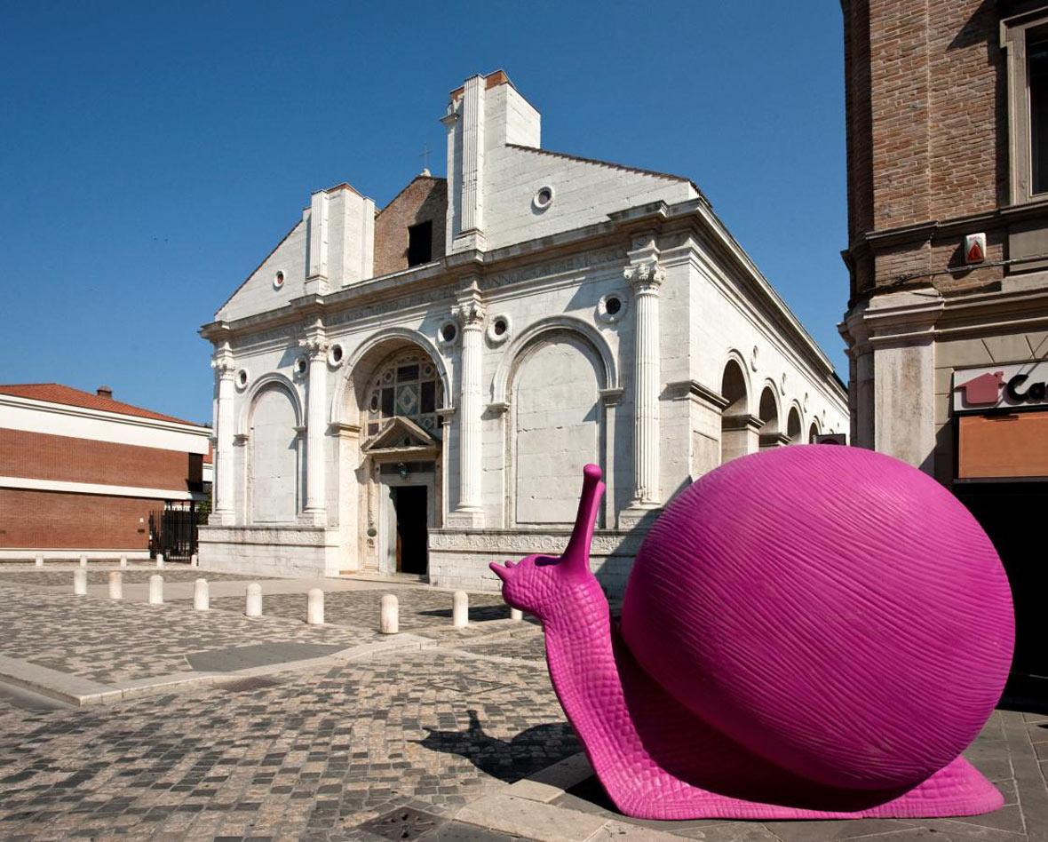 Rimini e Fellini: Itinerario