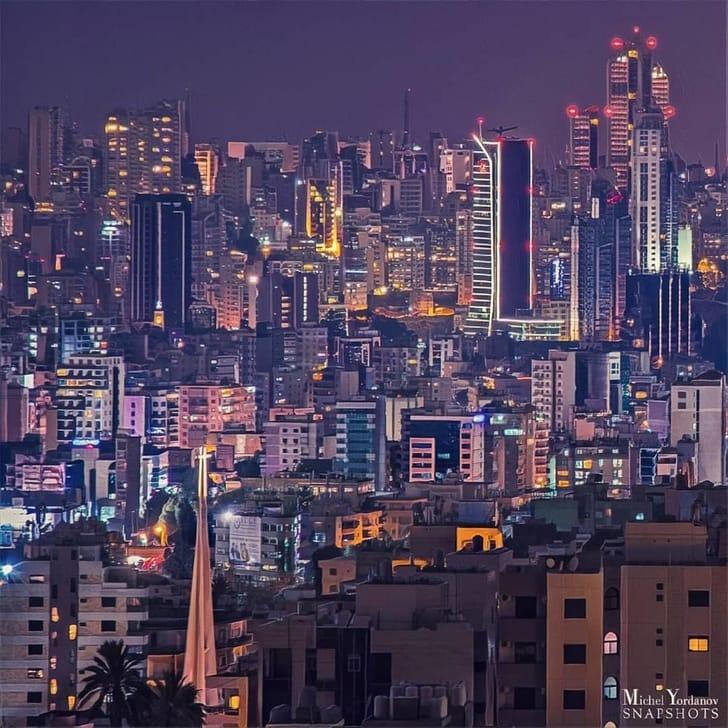 quartiere Achrafieh