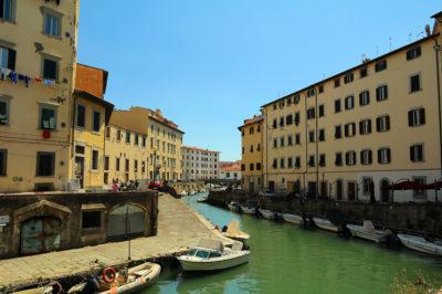 Livorno, Quartiere Venezia