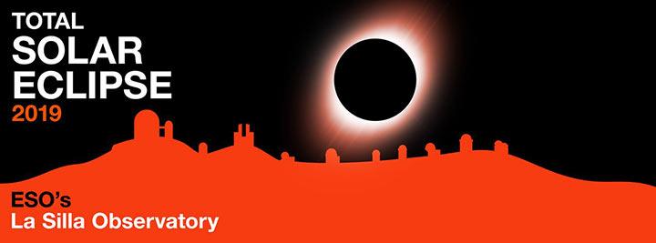 Eclissi totale di sole in Cile 2019