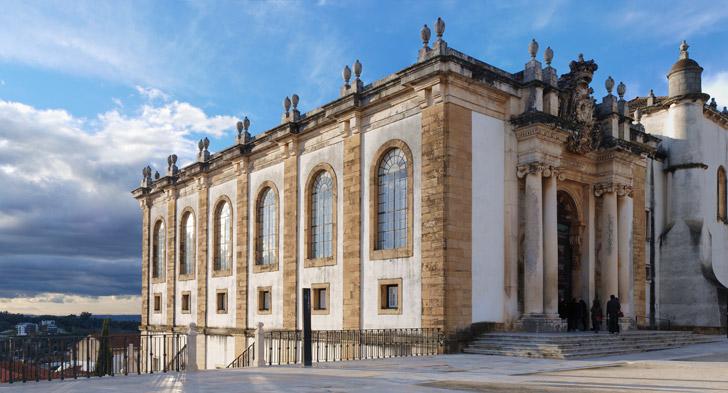 Coimbra cosa vedere: libreria