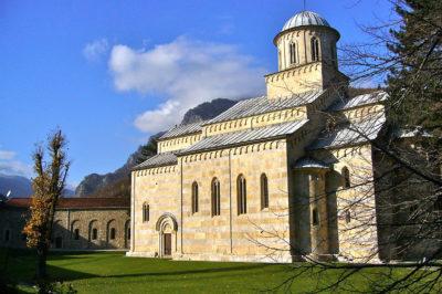 Monastero in Kosovo