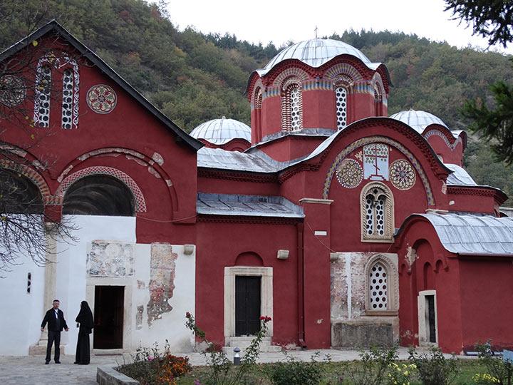 Monastero patriarcale di Peć