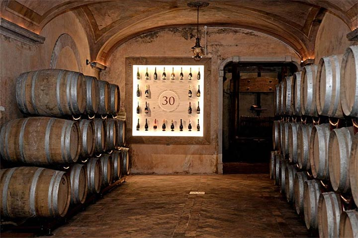 Cantine in Franciacorta