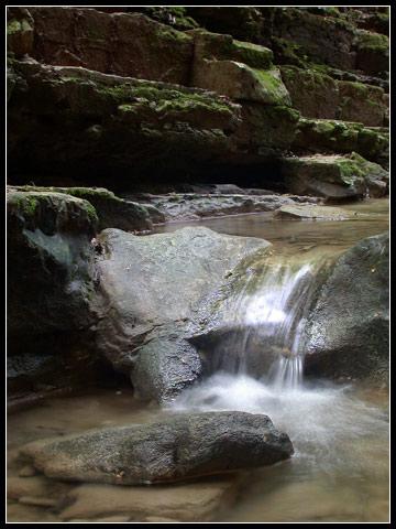 Sentiero delle Cascate