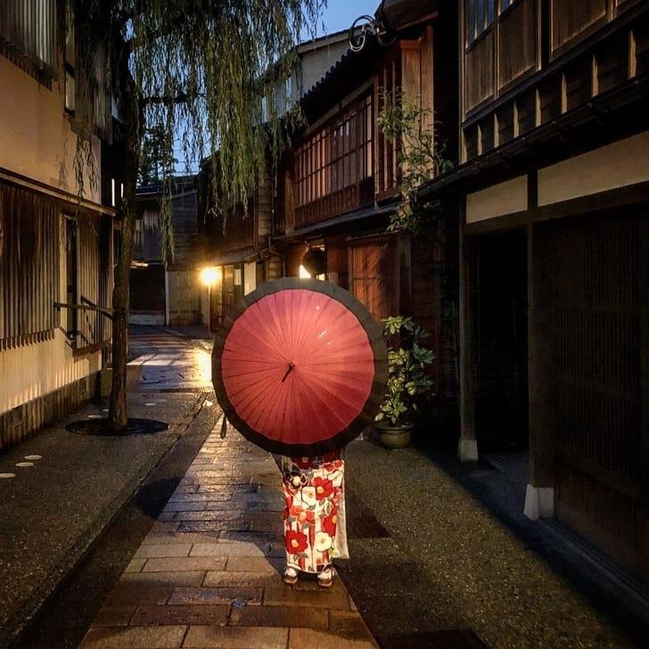 Geisha district, Kanazawa