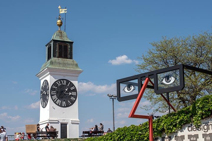 Novi Sad, Torre dell'Orologio