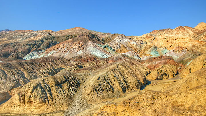 Death Valley: Artist's Palette