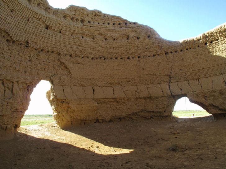 Merv Turkmenistan cosa vedere