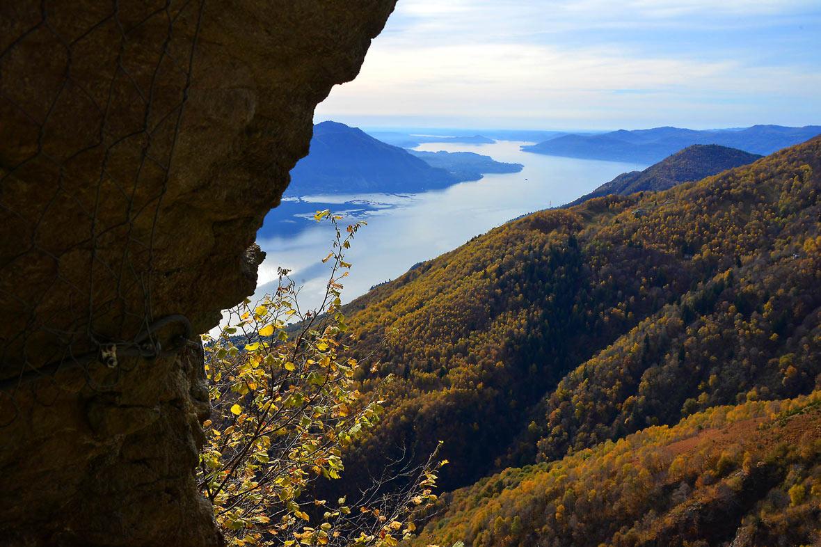 Trekking Lago Maggiore: Linea Cadorna