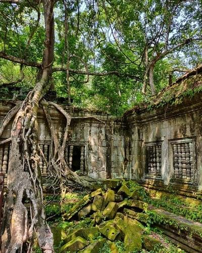 Preah Vihear e altri templi poco noti della Cambogia