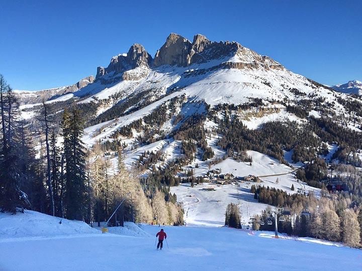 Winter Nova Levante Carezza Ski