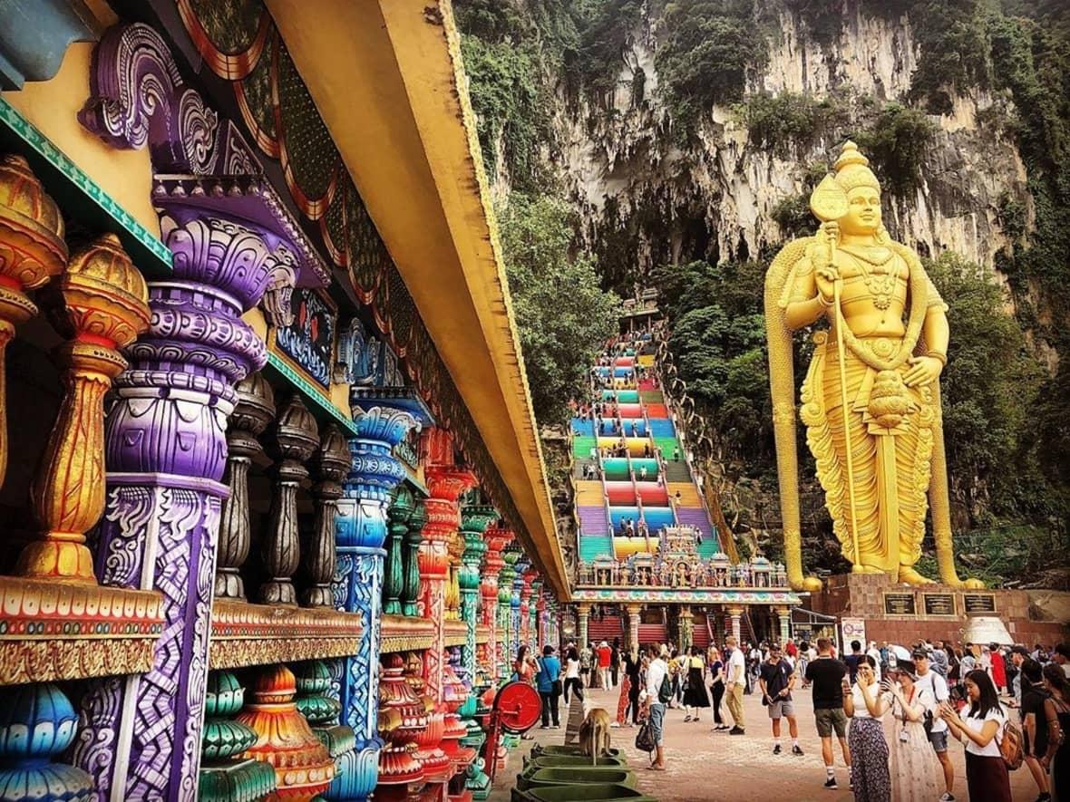 Grotte di Batu, Kuala Lumpur