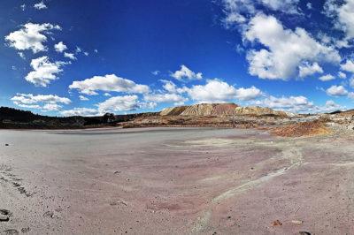 Miniere di Riotinto, Spagna