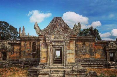 Preah Vihear, templi Cambogia