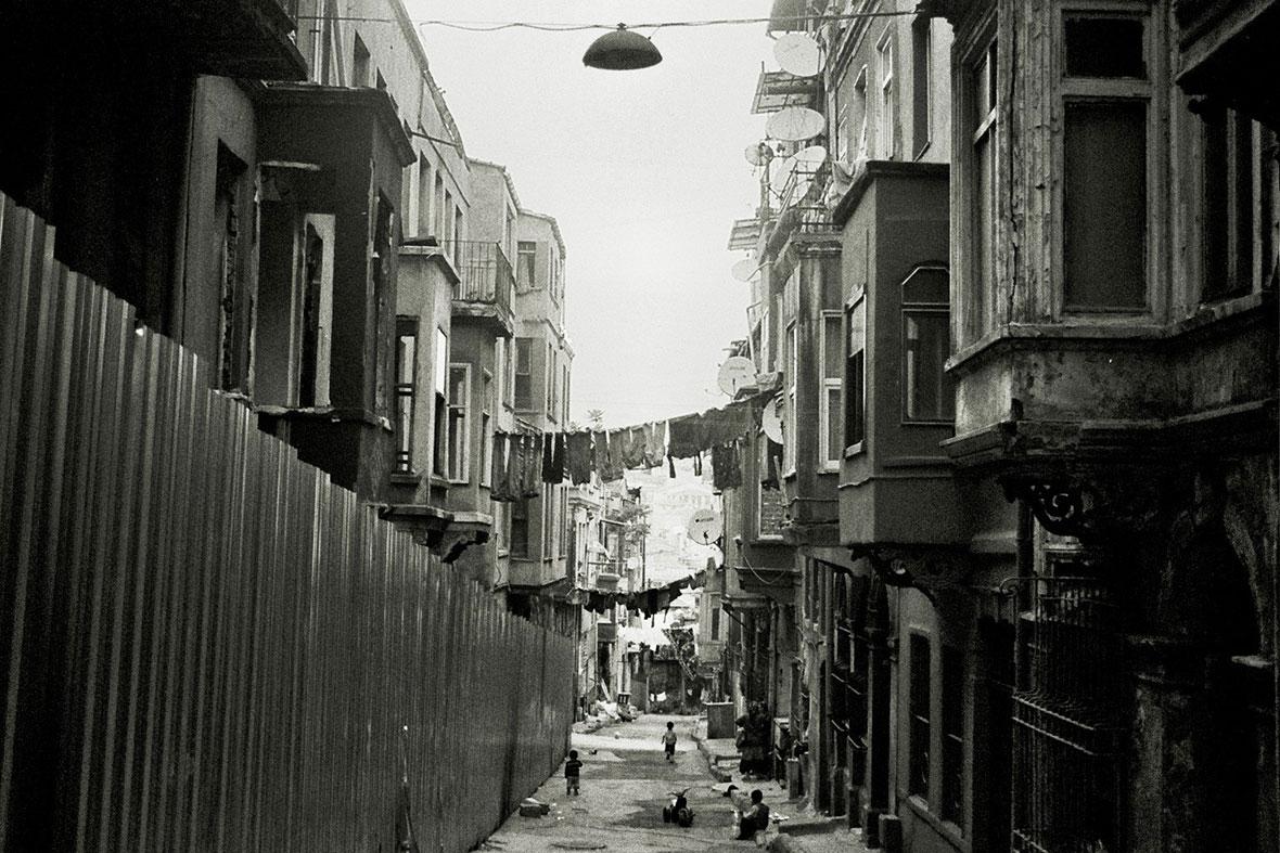 Tarlabasi, Istanbul