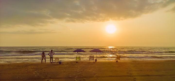 Gandìa, spiaggia