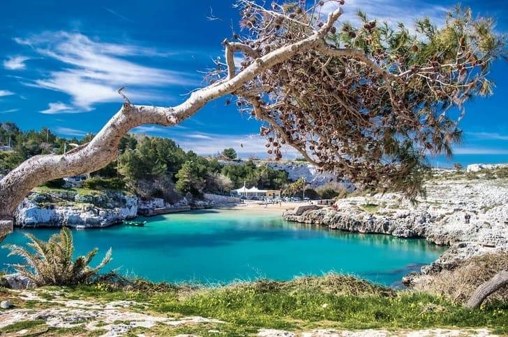 Spiagge Salento vicino a Otranto