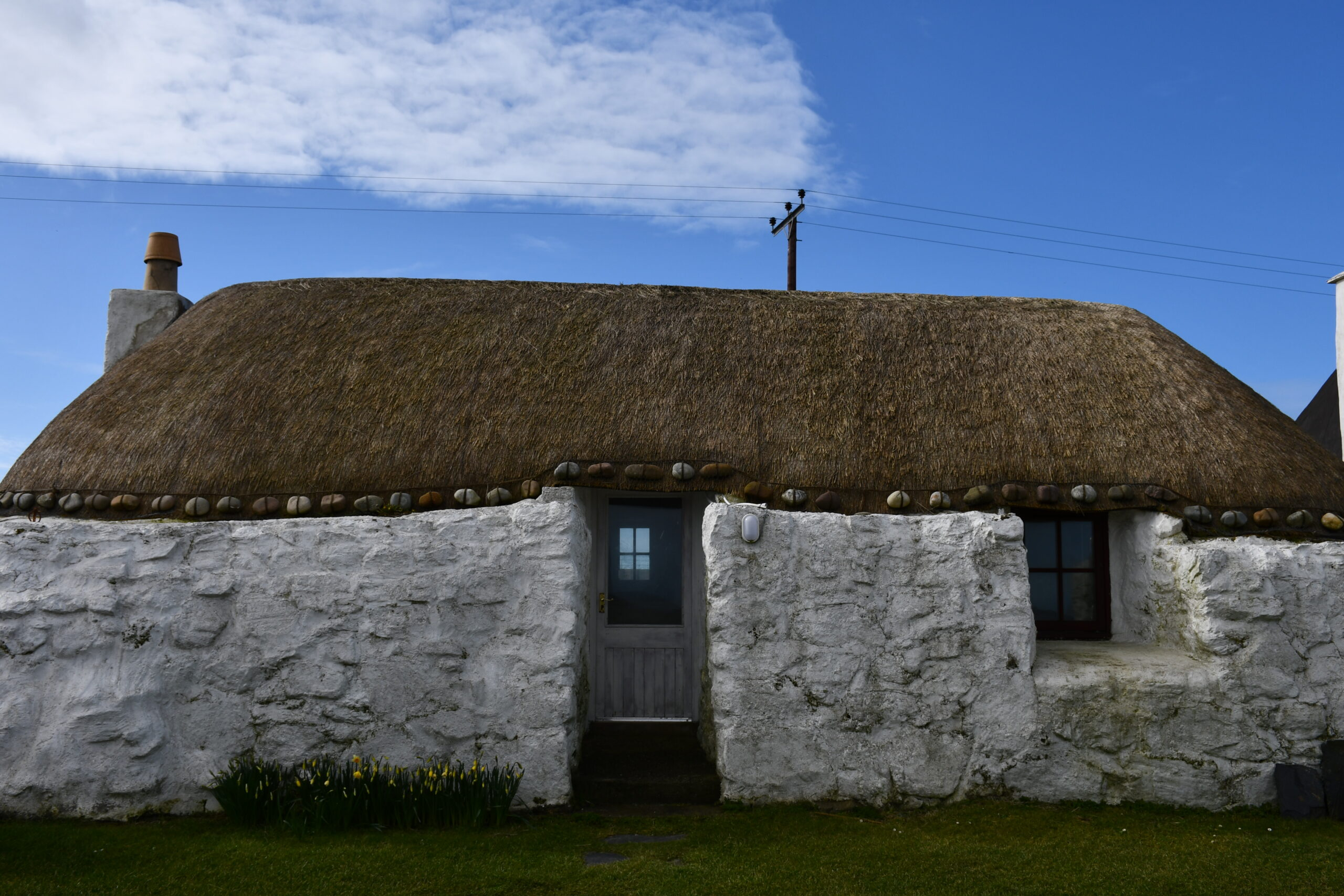 Tiree, cottage