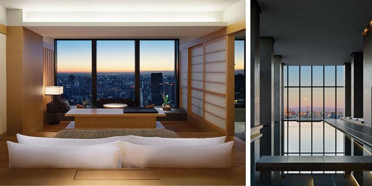 Tokyo: migliore hotel di lusso