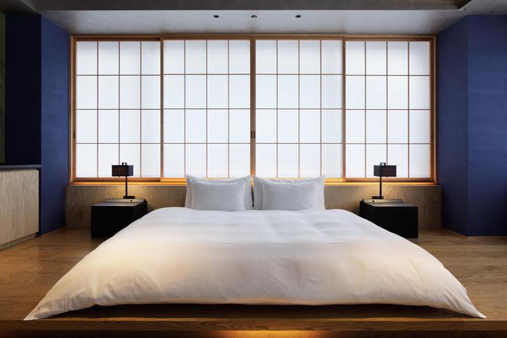 Dove dormire a Tokyo: Hoshinoya