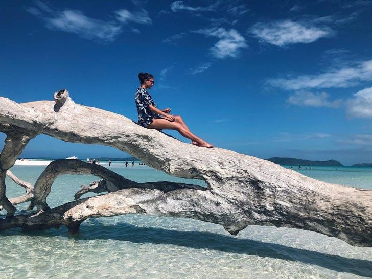 isola Whitsunday, Australia