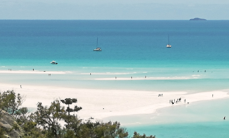 Whitehaven, Great Barrier Reef