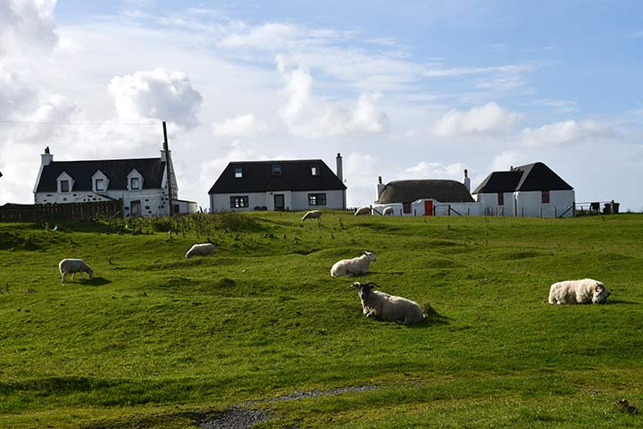 Tiree, Isole Ebridi